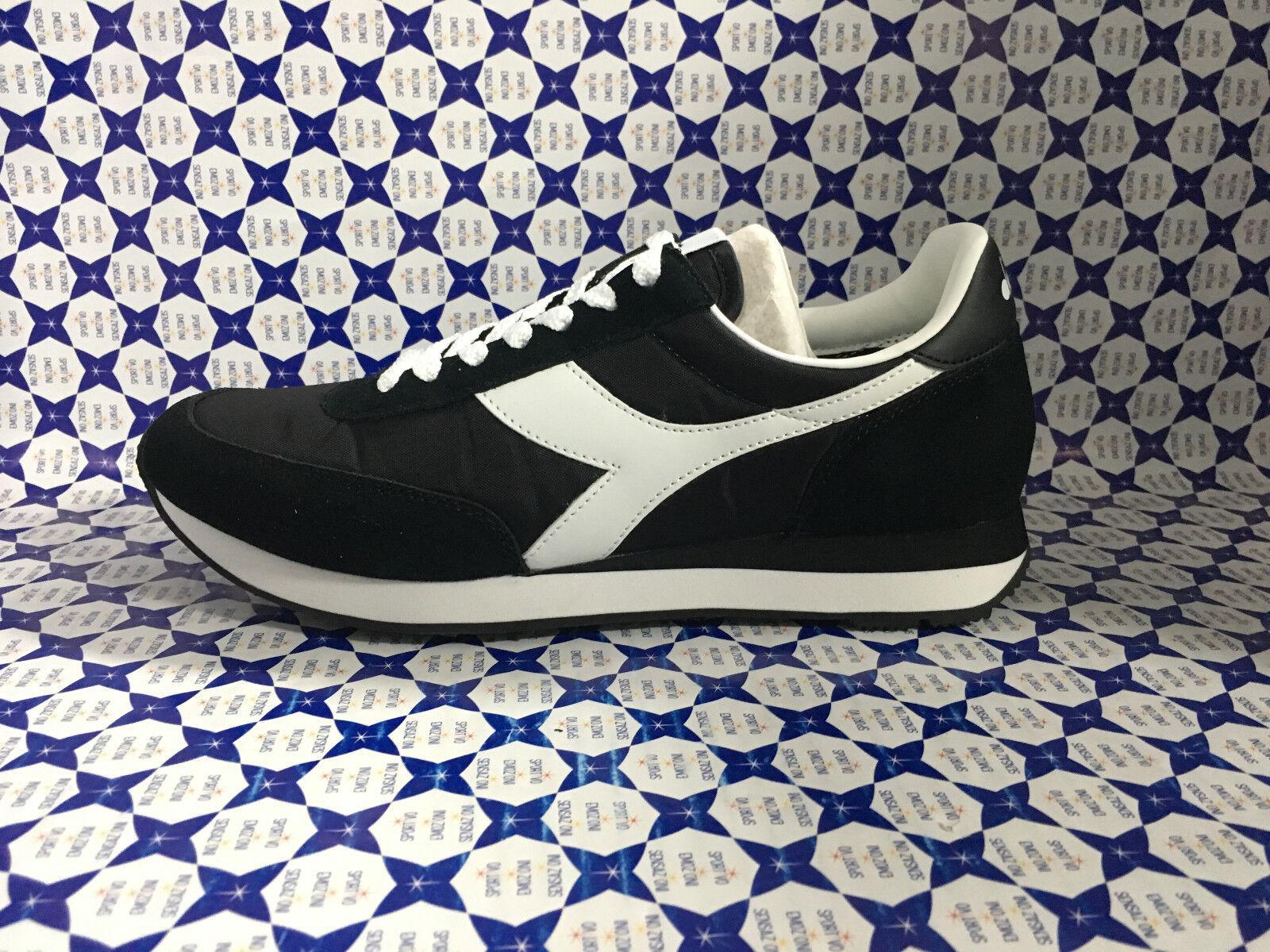 Scarpe Diadora - Uomo Sneakers - Koala - Diadora Nero Bianco - 173954 793b3a