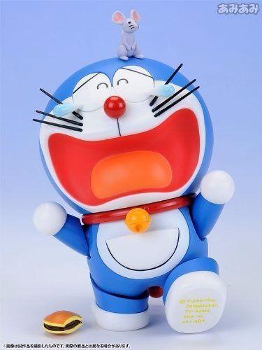 ROBOT SPIRITS DORAEMON Action Figure BANDAI TAMASHII NATIONS NATIONS NATIONS from Japan b1c25e