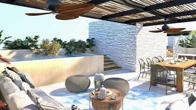 Estrena de Penthouse y Roof Privado con Alberca, en La Veleta, Tulum.