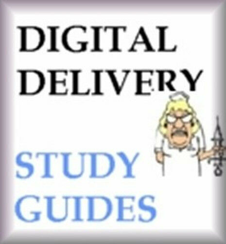 Study Guides 4 CLEP DSST Uexcel & Excelsior College Nursing Exams PRACTICE EXAMS