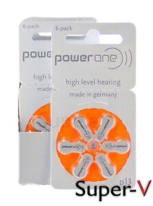 PowerOne-Hearing-Aid-Batteries-PR48-p13-SIZE-13-60-Batteries