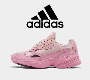 NIB WOMEN ADIDAS FALCON-Icey pink Size