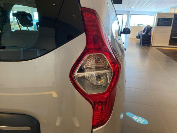 Dacia Lodgy 1,3 TCe 100 Streetway 7prs - billede 3