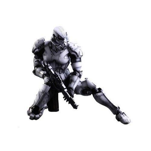 NEW Star Wars STORMTROOPER Variant Play Play Play Arts Kai Square Enix Collectable Figure 4f3ed4