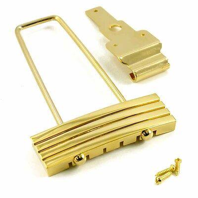 Supply Cordier Tailpiece Kluson #9 Ri Trapeze Archtop Vintage Prewar Brass Gold Kltp-g With A Long Standing Reputation