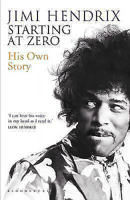 1 of 1 - Starting At Zero: His Own Story by Jimi Hendrix (Paperback, 2014)