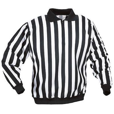 M New Powertek V3.0 Jr ice hockey linesman jersey//shirt youth//junior medium