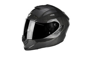 casque-casco-helmet-SCORPION-EXO-1400-CARBON-AIR-SOLID-Taille-L