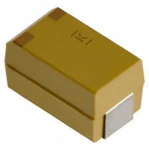 VISHAY-68uF-16V-Size-D-Tant-Cap-293D686X0016D2W-100pcs