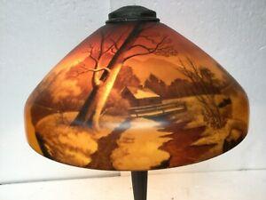 Table Lamps Water Scene Lamp Shade