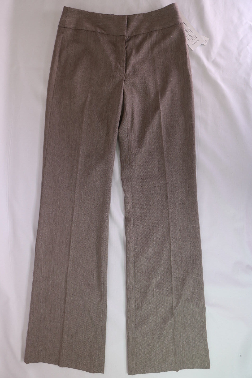 Antonio Melani Dress Pants Cocoa Brown Size 0 New NWT  119