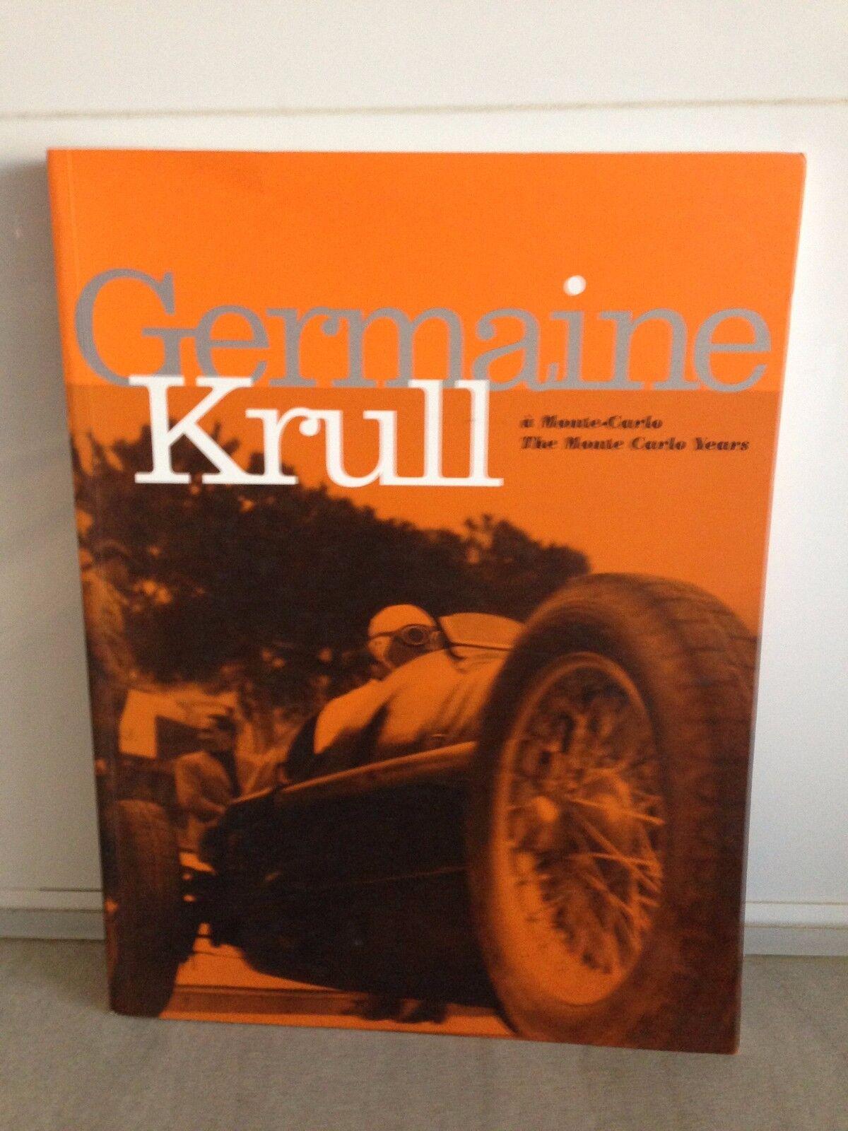 GERMAINE KRULL A monte-carlo et la cote /230 photos inédites /KIM SICHEL / 2006