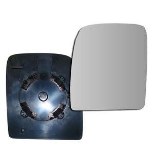 Fiable Miroir Retroviseur Fiat Scudo 2007-up 1.6 2.0 D Multijet Demi Glace Gauche