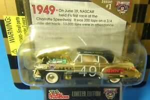 Racing-Champions-1-64-NASCAR-FANS-49-GOLD-CHROME-BUICK-GOLD-SERIES-50-Years