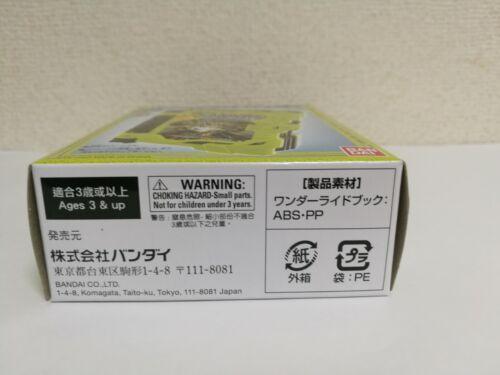 Kamen Rider SABER DX Needle Hedgehog Wonder Ride Book