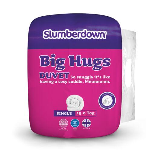 15 Tog Slumberdown Big Hugs Duvet Single