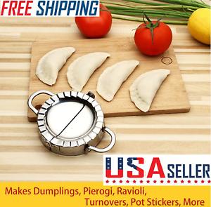 Stainless-Steel-Dumpling-Maker-Wrapper-Dough-Cutter-Pie-Ravioli-Dumpling-Mould