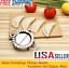 Stainless-Steel-Dumpling-Maker-Wrapper-Dough-Cutter-Pie-Ravioli-Dumpling-Mould thumbnail 1