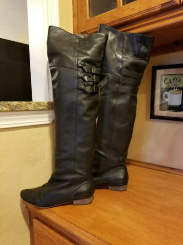 Joie Over The Knee Boots Size 8