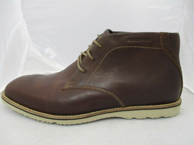 Rockport Chukka 7 Mens Boots Brown UK 7 Chukka US 7.5 EUR 40.5 CM 25.5   REF 2824- 1f9653