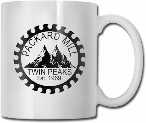 Twin Peaks Sheriff Department Mug Unique Coffee Mug Coffee Cup