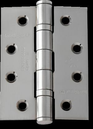 STAINLESS STEEL BALL BEARING HINGE 100X75MM GD11 SAT C