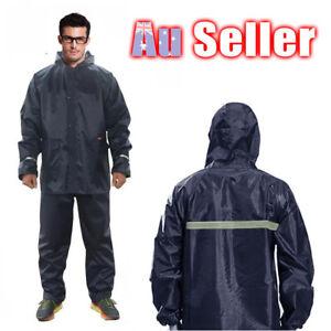 Split-Adults-Waterproof-Raincoat-Unisex-Rain-Coat-Womens-Mens-Jacket-Pant-Set