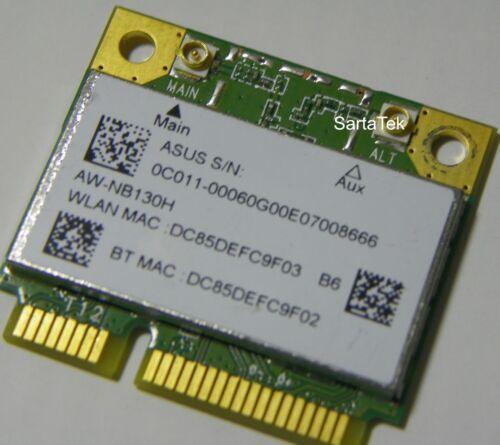 Atheros QCWB335 802.11n Wireless bluetooth 4.0 PCIe Half OEM Asus 0C011-00060G00