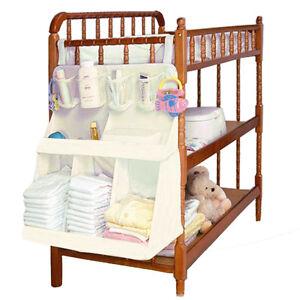 Waterproof-Baby-Bed-Cot-Closet-Nursery-Toys-Diaper-Storage-Organizer-Hanging-Bag
