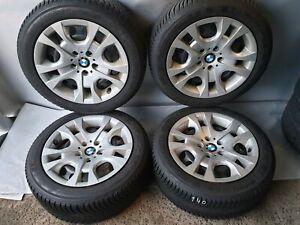 GOMME-Invernali-Michelin-ALPIN-5-BMW-x1-e84-xDrive-28i-25d-18d-16d-225-50-r17-94h-MS