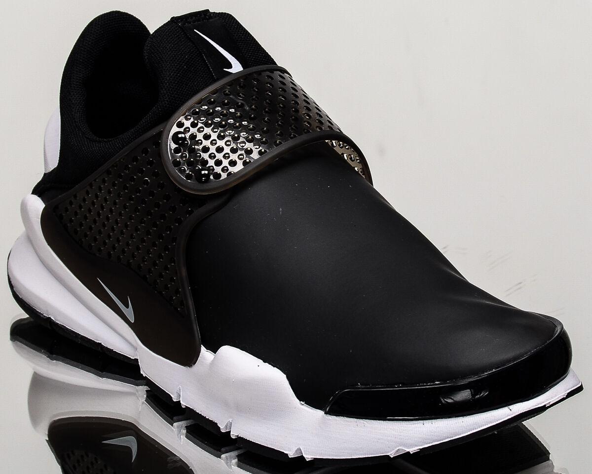 Nike Sock Dart Uomini Lifestyle Casual SE Scarpe Da Ginnastica Nuovo Nero Bianco 911404-001