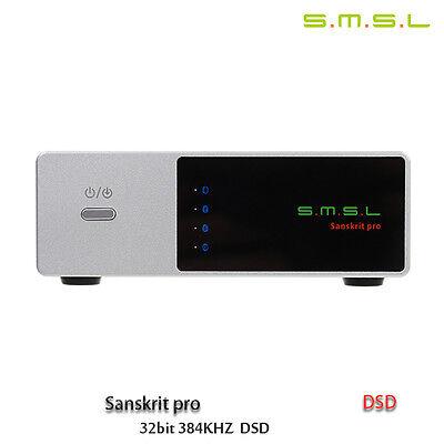 SMSL Sanskrit PRO-B DAC CM6632A+AK4490EQ 32Bit/384Khz DSD512 USB Bluetooth 4.0