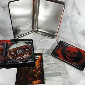Gears of War Limited Collectors Edition - Microsoft XBOX 360 - tin steelbook