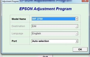 Details about Reset Epson Workforce 2750, Workforce 2760 + Generator Serial  full Keygen