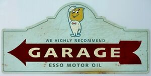 ESSO-GARAGE-with-an-aged-look-665mmx320mm-all-weather-sign