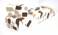 Bee Beautiful Handmade Soap Loaf 1kg - Chocolate chip - Chocolate