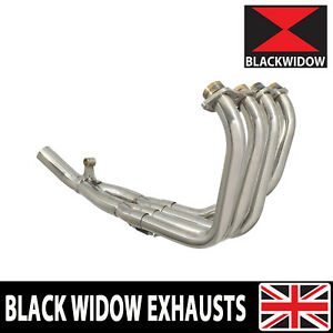 Details about CBR600 CBR 600 F EXHAUST DOWN FRONT PIPES HEADERS MANIFOLD  FM-FW 91-98