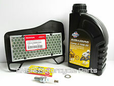 GENUINE HONDA AFS110 WAVE SERVICE KIT 2011 > SPARK PLUG AIR FILTER OIL  *NEW*