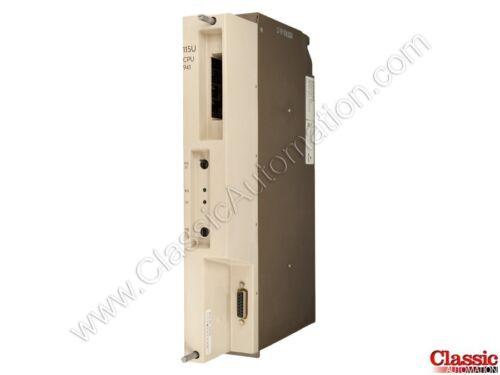 Refurbished Siemens6ES5941-7UA13CPU941 Processor Module