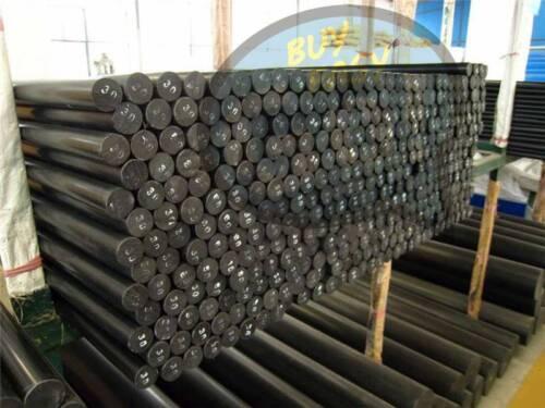 1pc New PA Plastic Round Rod Stick Stock Nylon Polyamide Black Φ12*250MM