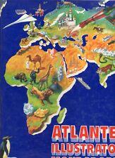 S12 Atlante illustrato Mondadori 1977