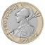 miniatura 10 - UK £ 2 MONETE 1997 - 2020 GB MONETE Due Pound