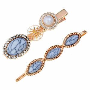 1Pair-Women-Pearl-Hair-Clips-Stick-Barrette-Hairpins-Hair-Accessories-Jewelry