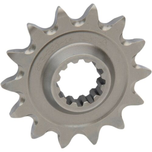 Renthal Grooved Front Sprocket 14 Tooth For 2003-2009 Yamaha WR450F