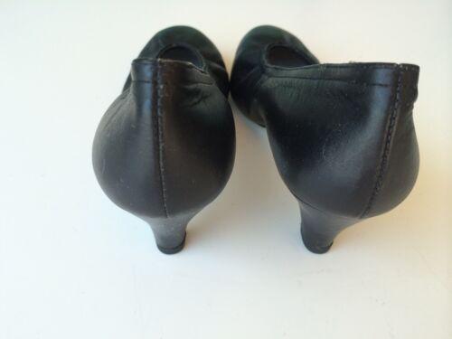 4.5M 6M Danstar Ballroom//Character Dance Shoes Black Sizes 4M