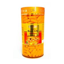 Golden Health Royal Jelly 1600mg 365 capsules 6% 10-HDA Made In Australia