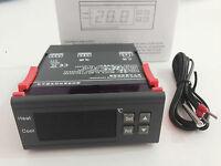 TOP Digital Temperaturregler Temperatur Regler Thermostat Controller -40 +120°C