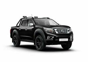 """Genuine Nissan Navara 2018> 18"""" Alloy Wheel Diamond Cut Black KE4094K300BT x4"""