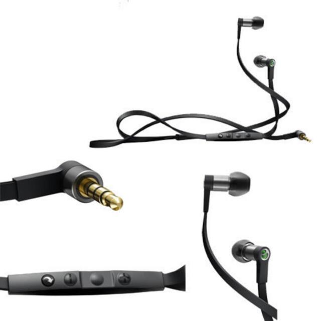 Sony Ericsson Xperia Smart LIvesound Hi-Fi Stereo Headset Headphone MH1-BL MH-1
