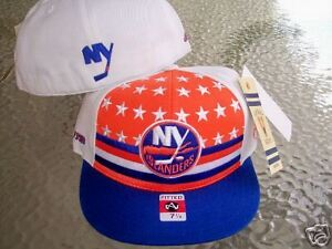 4ab93fc11a5 Image is loading New-York-Islanders-hat-cap-NHL-Fitted-Size-